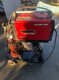 WELDER - Lincoln electric mig140c Commerce