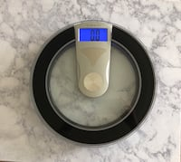 Electronic body weight scale Sterling, 20165