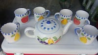 Tea set. New in box  Brampton, L6S 3C5