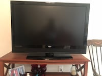 black Samsung flat screen TV Lorton, 22079