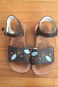 Leather Umi sandals size 1 Herndon, 20171