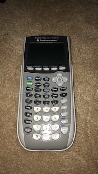 TI-84 Plus Silver edition Herndon, 20170