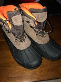 Men's Snow Boots 9M Stafford, 22554