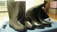Rain and Winter  Boots sz 8 Halifax