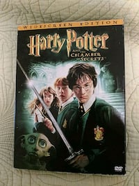 Harry Potter and the Chamber of Secrets DVD Montpelier, 05602
