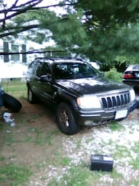 2000 jeep grand Cherokee Windsor, 06095