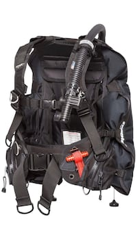Zeagle Stiletto BCD with Ripcord - Brand New.