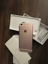 gold iPhone 6 with box Mississauga, L5B