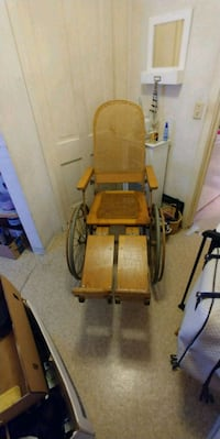 Vintage Wheelchair Waterville, 98858