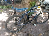 Custom made Schwinn Motorbike Miami