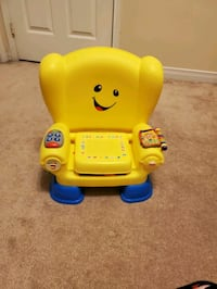 fisher price laugh and learn smart stages chair  Markham, L3S 0B8