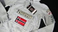 Geographical Norway Genser (NY) Str: Medium Kr: 300