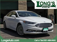 Ford Fusion 2017 Saint Paul