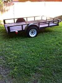 brown and black utility trailer Memphis