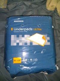 Under pads 4 packages Chicago, 60643