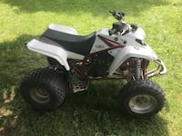 white and black ATV quad bike Frederick, 21704
