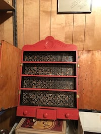 Vintage spice cupboard. $35 Forest Grove, 97116