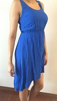 Size small royal blue high low dress Calgary, T1Y 6P7