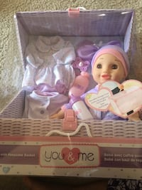 baby's pink and white crib mobile Alexandria, 22305