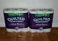 Quilted Northern Ultra Plush Toilet Paper 9=18ct Upper Marlboro, 20772