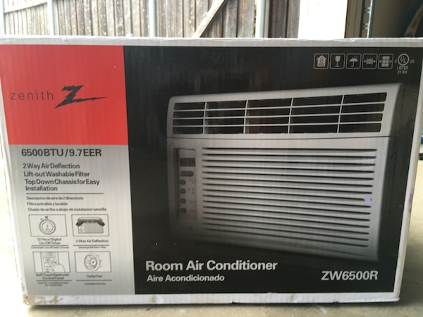 Used Zenith Air Conditioning For Sale In Dallas Letgo