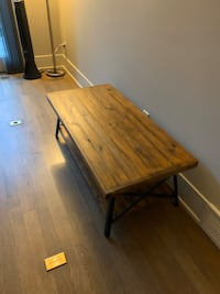 Gorgeous Cottage Centre Table Wood Calgary, T3P 0A3