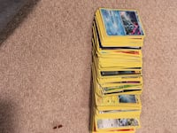 198 Pokémon card all in brand new condition  Nokesville, 20181