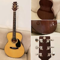 Guitars sold by guitar teacher Toronto, M5T 1R4