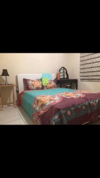2 rooms shared bathroom for rent 650 each Miami