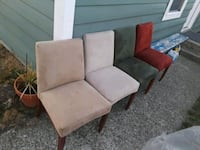 Beautiful soft chairs Joint Base Lewis-McChord, 98433
