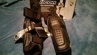 Icon elbow pads (NEW)