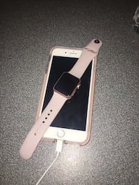 iPhone 6 Plus and Apple Watch  Canton, 44714