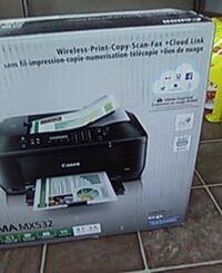 black and gray Epson desktop printer Edmonton, T5G 2B8