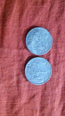 Very rear indian old coin