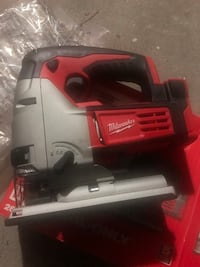 M18 Cordless Jig Saw NEW. I include a new battery Tustin