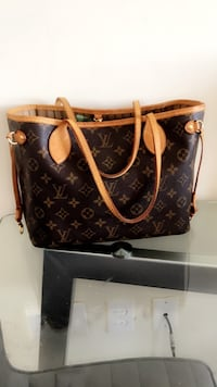 Authentic Louis vuitton Monogram Never full PM bag Toronto, M3C 2Z3