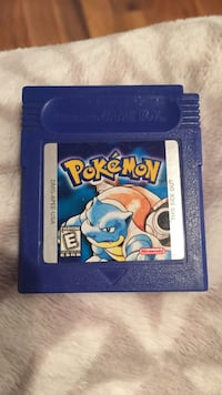 Pokemon nintendo game boy game cartridge Central Okanagan, V4T