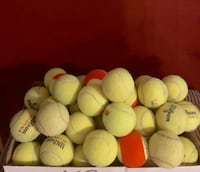 Bag of 50 Tennis Balls-Pre-Owned Jackson, 08527