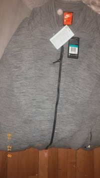 Xl men's sweatshirts , tags still on. Grey Nike tag 250$ will sell all for 180