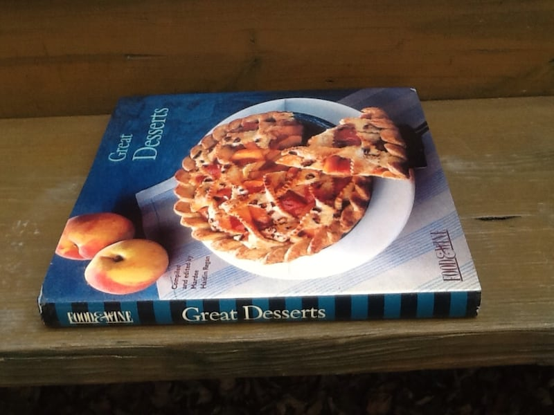 Food And Wine : Great Desserts - Hardcover - 1987 - 250 Pages b759c70b-f3df-44e6-8070-b64b4b525033