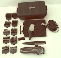 Conair Clipper Set With Case
