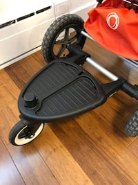 Bugaboo wheeled board for extra child