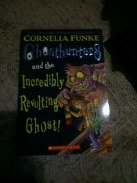 Ghost hunters by Cornelia funke