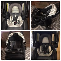 Graco Click Connect Stroller and Graco Snugride Snuglock 35 deluxe Carseat Edison, 08817
