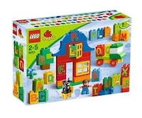 New In Box Lego Duplo Set 6051 Alphabet Letters Calgary, T3A
