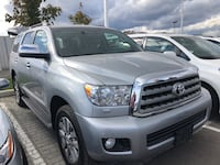 Toyota - Sequoia - 2016 limited full size Toronto