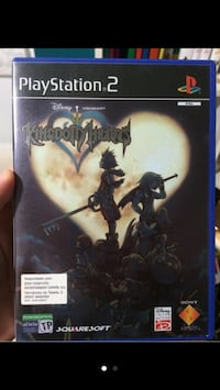 Kingdom Hearts Pal PS2 Barcelona, 08006