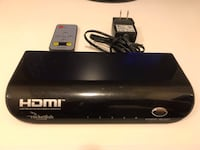 HDMI switch 4 port Rocketfish Calgary, T3P 0A7