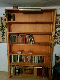 Solid pine barristers book shelf  Mississauga, L4W 0B7