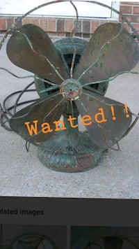 Old fans wanted! Working or not.  Washington, 63090